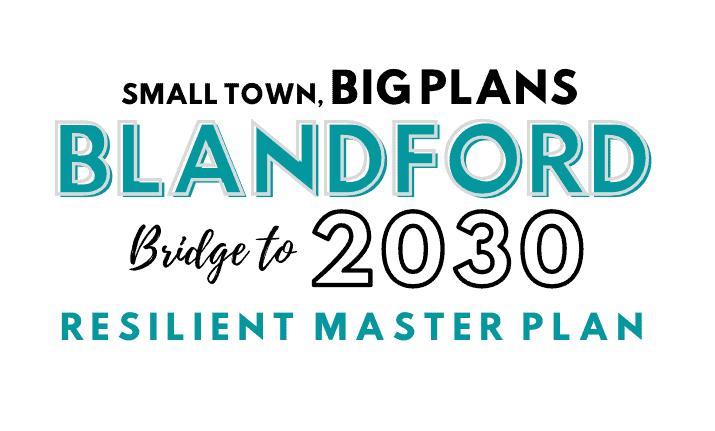 Blandford Resilient Master Plan